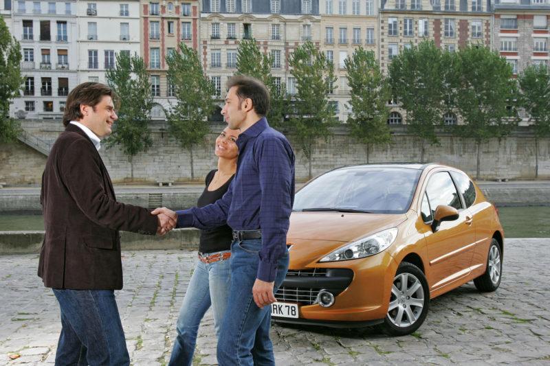 vente voiture avec certificat