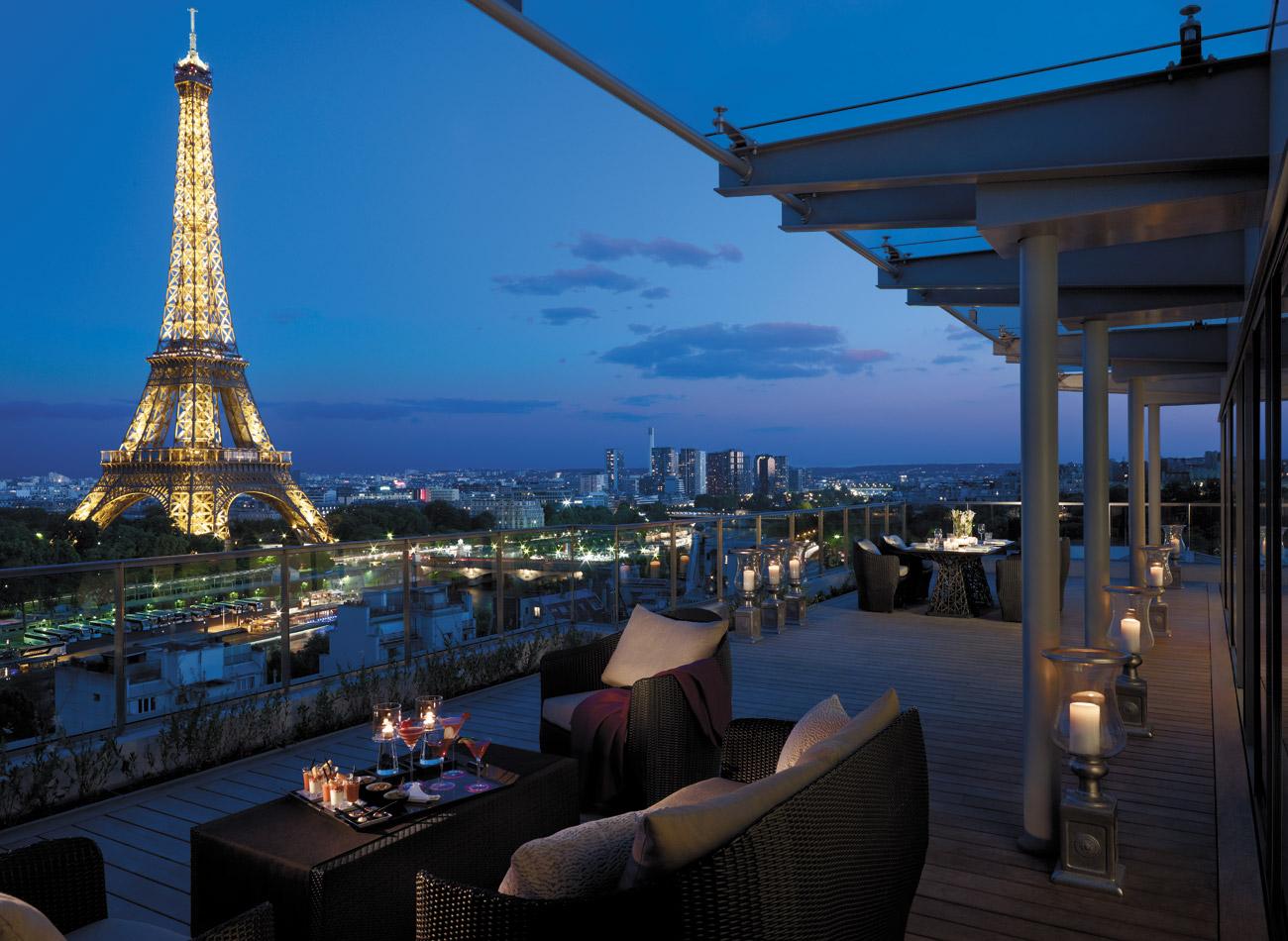 hôtel à Paris ?