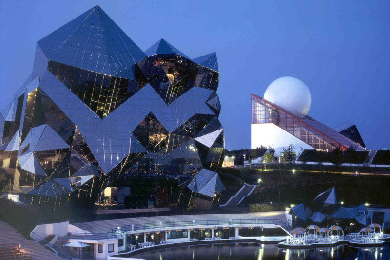 futuroscope paris programme