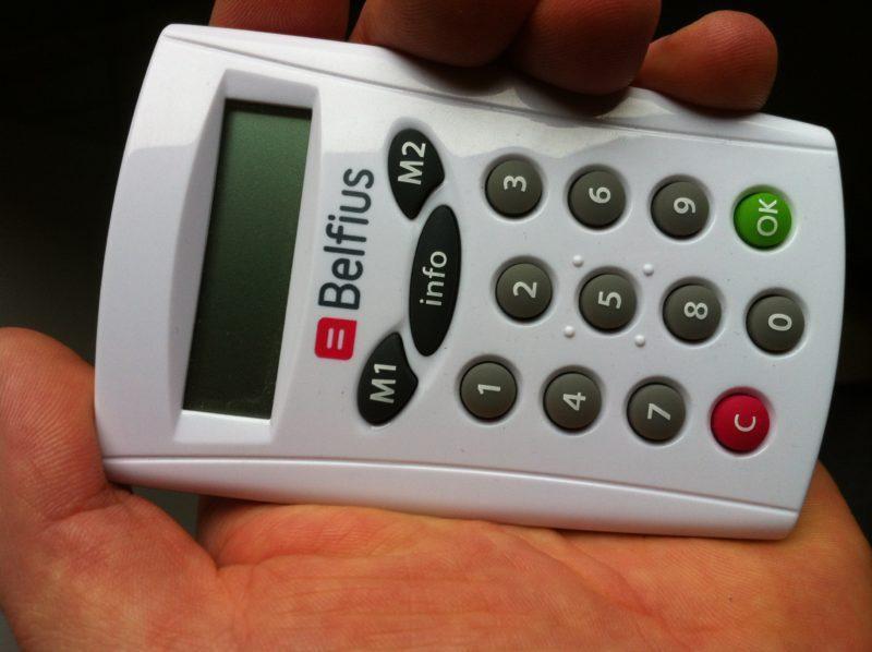 belfius pc banking
