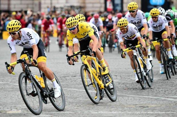Revivez le Tour de France 2017