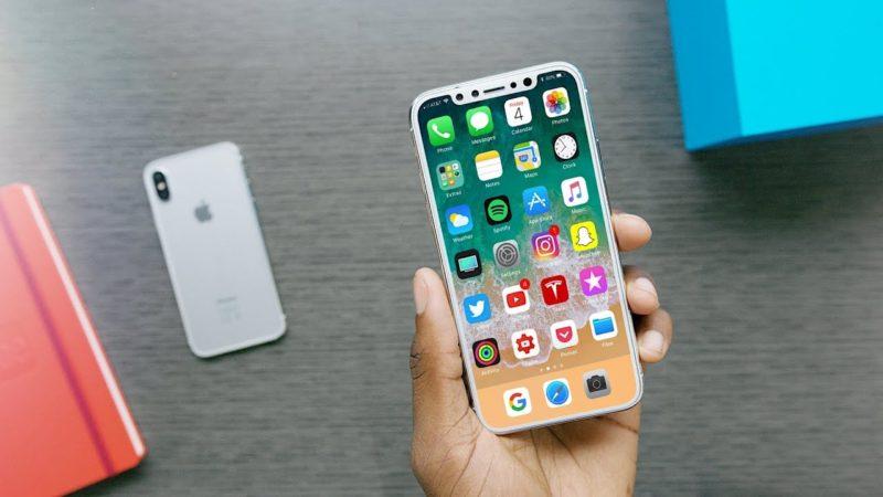 iPhone 8. Les dernières nouvelles