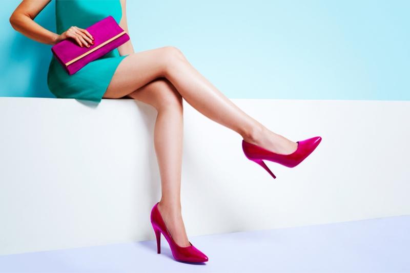 pair de chaussures