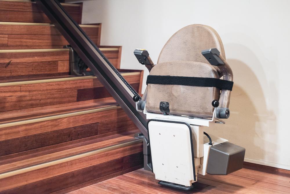 avantages monte-escalier