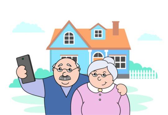 Maisons partagée pour senior
