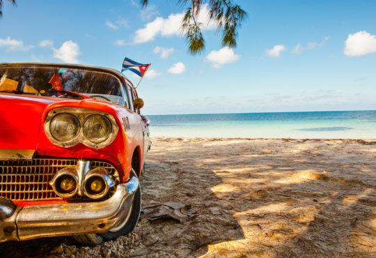 Cuba pour des vacances magiques