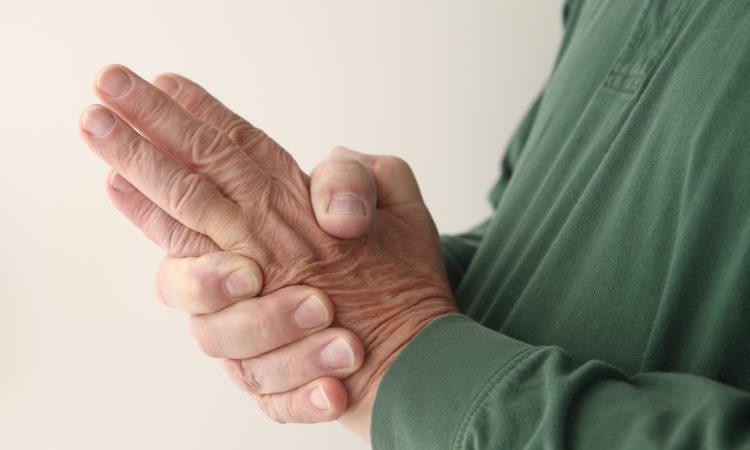 Fourmillement mains