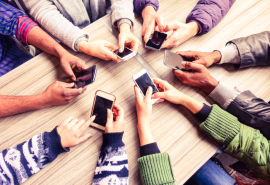 Smartphones de la rentrée