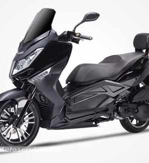 Tilgreen Tilmax, un nouveau scooter électrique
