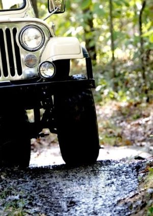 pneu tout terrain