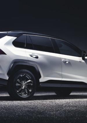 Toyota Rav 4 Hybride