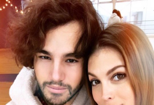 Iris Mitteneare & Anthony Colette en couple ?