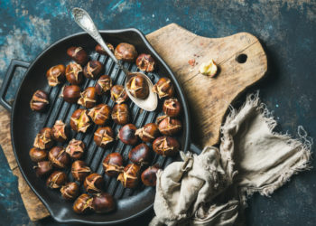 Des marrons grillés pour un hiver au top