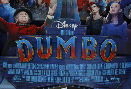 Dumbo, un remake de Disney encorede Tim Burton