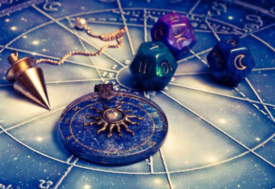 horoscope et object ésotériques
