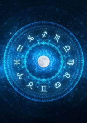 Une table des signes du Zodiaque pour prédir votre avenir